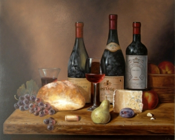 tri flase vina