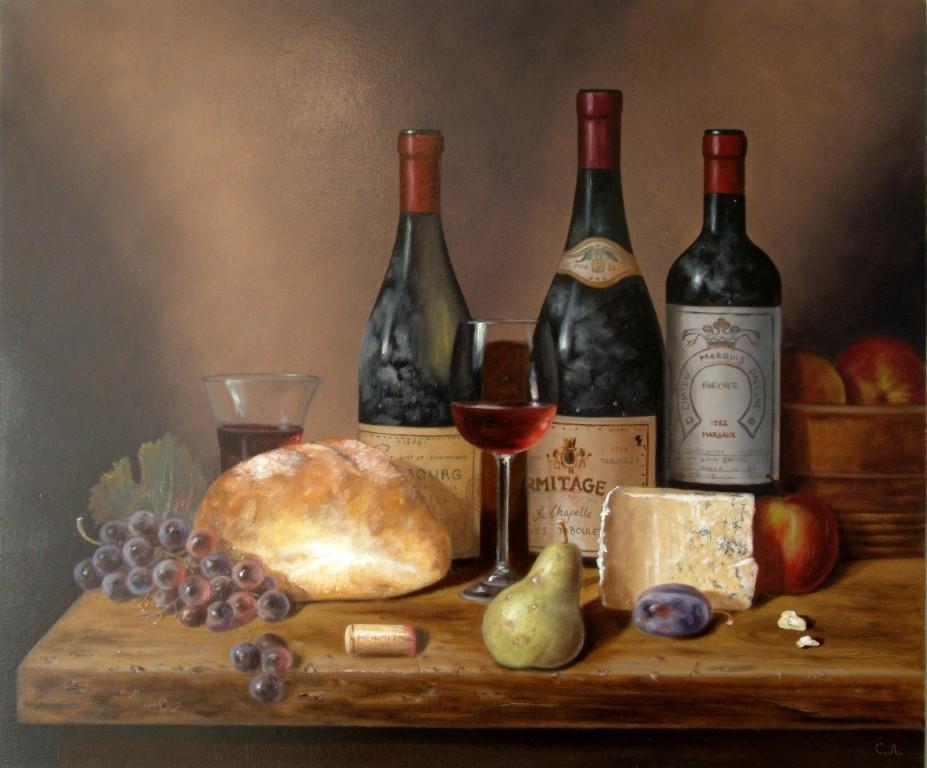 tri flase vina (Medium)