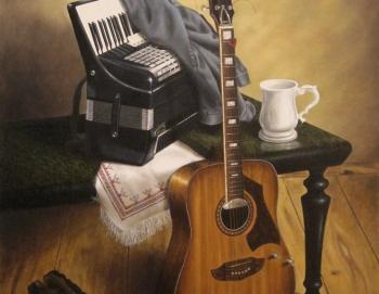 gitara i harmonika