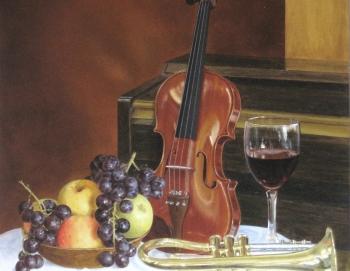 truba i violina
