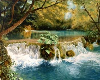 Vodopad,Plitvička jezera