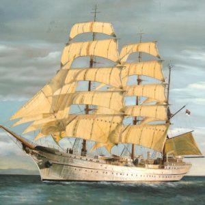 Stari jedrenjak - Sinisa Labus