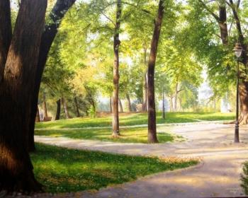 Beograd,Kalemegdan park