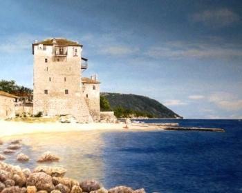 Grčka,more